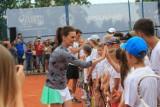 Agnieszka Radwańska w Bydgoszczy poprowadziła trening dla dzieci [zdjęcia]