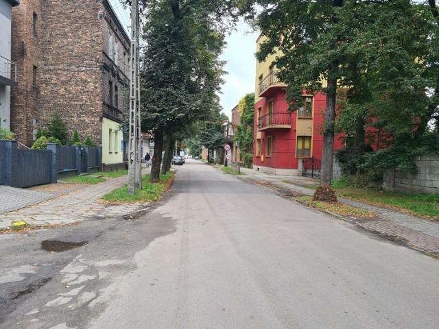 Nowa sieć wodociągów będzie tworzona na ulicy Skłodowskiej-Curie w Sosnowcu