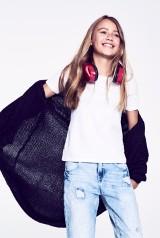 Córka Anny Przybylskiej została twarzą młodzieżowej marki odzieżowej Reserved [ZDJĘCIA]