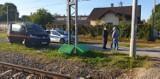 """Wspólne działania policji i Straży Ochrony Kolei """"Raw – Rail Action Week"""" w Przemyślu"""
