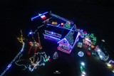 Ptaszkowa. Niesamowita iluminacja bożonarodzeniowa. Prawie 70 tys. światełek oświetla dom i ogród rodziny Jurczyńskich [ZDJĘCIA]10.01