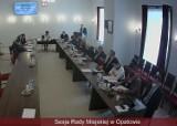 Sesja Rady Miejskiej w Opatowie. Początek o godzinie 13 (TRANSMISJA NA ŻYWO)
