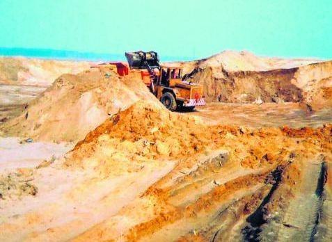 Ze żwirowiska w Zelgniewie wydobywano żwir i piasek bez koncesji