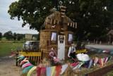 Dożynki w gminie Czerniejewo w okrojonej formie [FOTO]