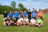 Błędno Nądnia. Trening piłkarski drużyny juniorów i seniorów - 27 maja 2020 [Zdjęcia]