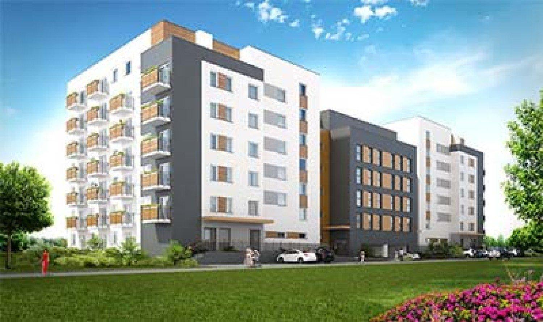 Bardzo dobra Nowa inwestycja Murapolu w Gdyni. Powstanie ponad 600 lokali FN96
