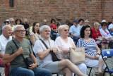 Festiwal Muzyczny Południowej Wielkopolski. Koncert kwartetu smyczkowego pod basztą Dorotką w Kaliszu ZDJĘCIA