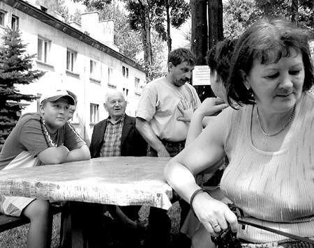 Oburzeni mieszkańcy czekają na obiecane dwa spotkania. Zamierzają walczyć o swoje prawa.
