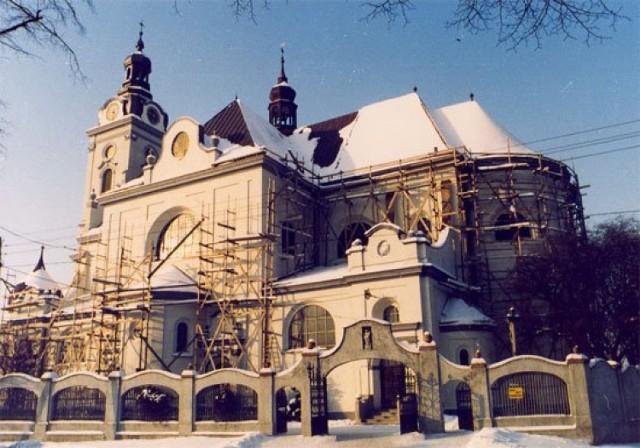 Kościół św Wacława w Krzanowicach
