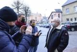 Kościan. Sąd uniewinnił aktywistę Strajku Kobiet Olgierda Stankiewicza [ZDJĘCIA]