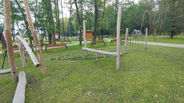 Park Podlesie zaprasza w słoneczne, ciepłe jesienne dni  Zobacz kolejne zdjęcia/plansze. Przesuwaj zdjęcia w prawo - naciśnij strzałkę lub przycisk NASTĘPNE