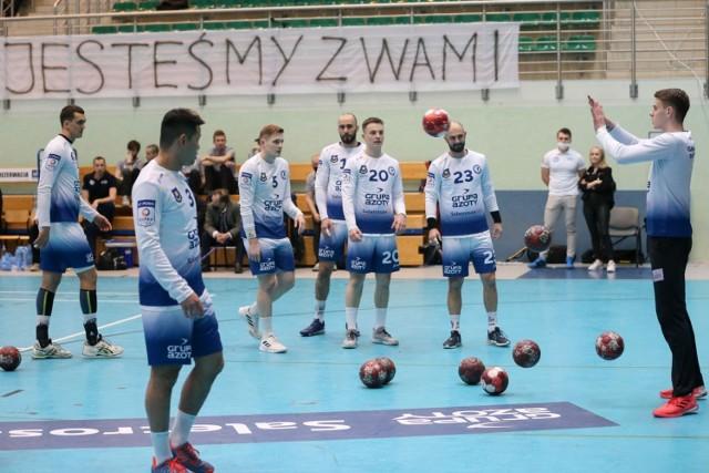 Piłkarze ręczni Grupy Azoty Unia Tarnów występują w ekstralidze