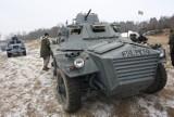Malechowo: VI Międzynarodwy Zimowy Zlot Historycznych Pojazdów Wojskowych