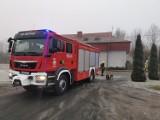 Zwarcie instalacji w przedłużaczu jest prawdopodobną przyczyną pożaru domu w Kruszynach w gminie Bobrowo w powiecie brodnickim