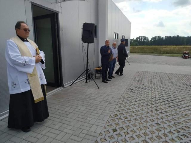Piłka i Zamyślin - miejscowości położone w sercu Puszczy Noteckiej mają nową świetlicę wiejską i remizę OSP.
