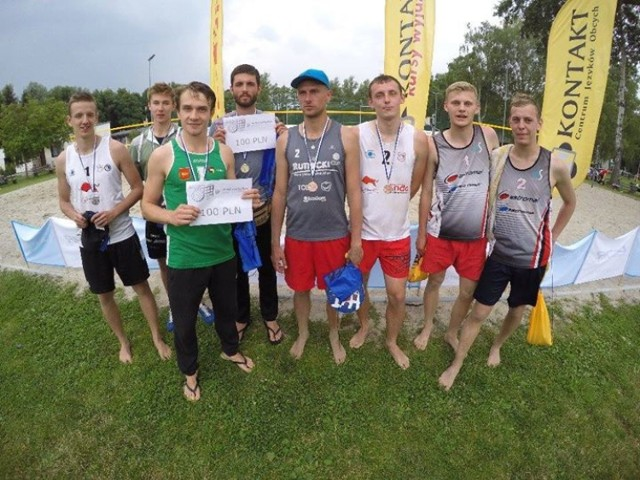 Grand Prix Poznania w siatkówce plażowej