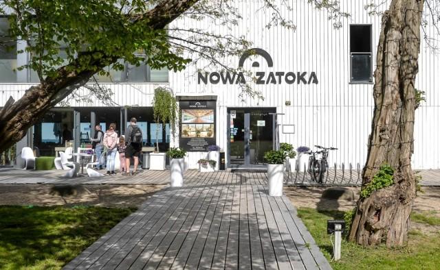 Nowa Zatoka - dawna Zatoka Sztuki w Sopocie.