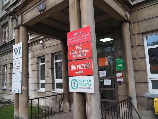 Hakerzy dokonali cyberataku na szpital Pirogowa w centrum Łodzi. Złamali kody dostępu do systemu informatyczno-finansowego. Zrabowali prawie pół miliona złotych. CZYTAJ DALEJ NA KOLEJNYM SLAJDZIE>>>