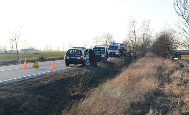 Wypadek w Jarantowicach. Poszukiwani świadkowie