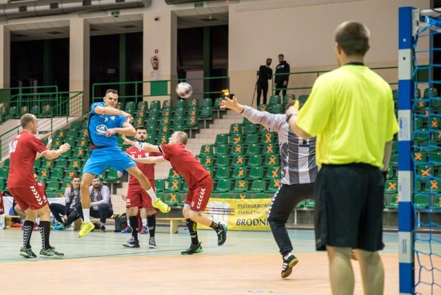 MKS Brodnica wygrała mecz z Samborem Tczew