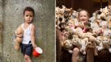 Tym bawią się dzieci w różnych krajach świata. Poruszające zdjęcia najmłodszych z ulubionymi zabawkami