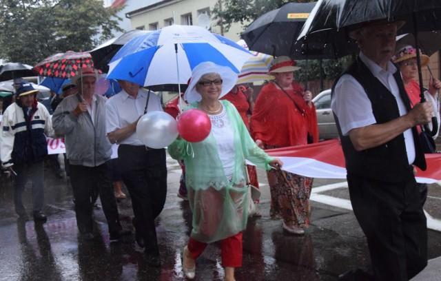 Suwalscy seniorzy są bardzo aktywni i uczestniczą w wielu miejskich wydarzeniach
