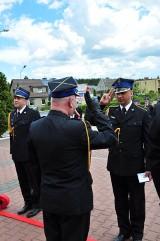 Strażacy z Piły świętowali. Były podziękowania, wyróżnienia i awanse [ZDJĘCIA]