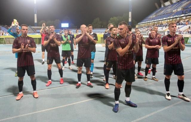 NK Osijek – Pogoń Szczecin 1-0
