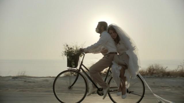"""Kadr z filmu """"Anioł"""""""