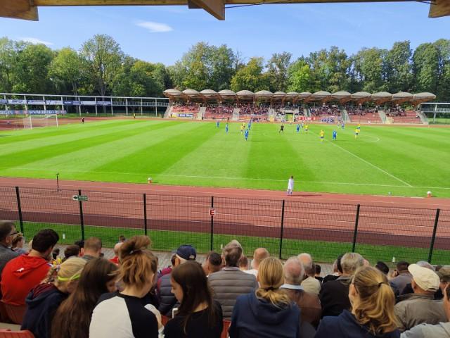 Stal Brzeg ponosi kolejną porażkę w III lidze.