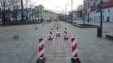 Kolejne fontanny uszkodzone na placu Litewskim w Lublinie (ZDJĘCIA)