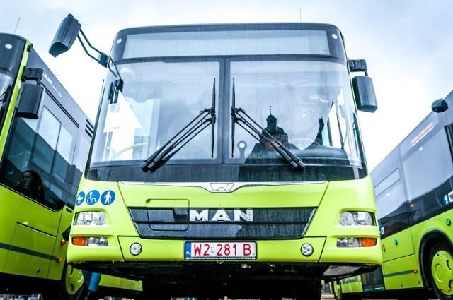 Kobieta zasłabła w autobusie jadącym z Górczyna