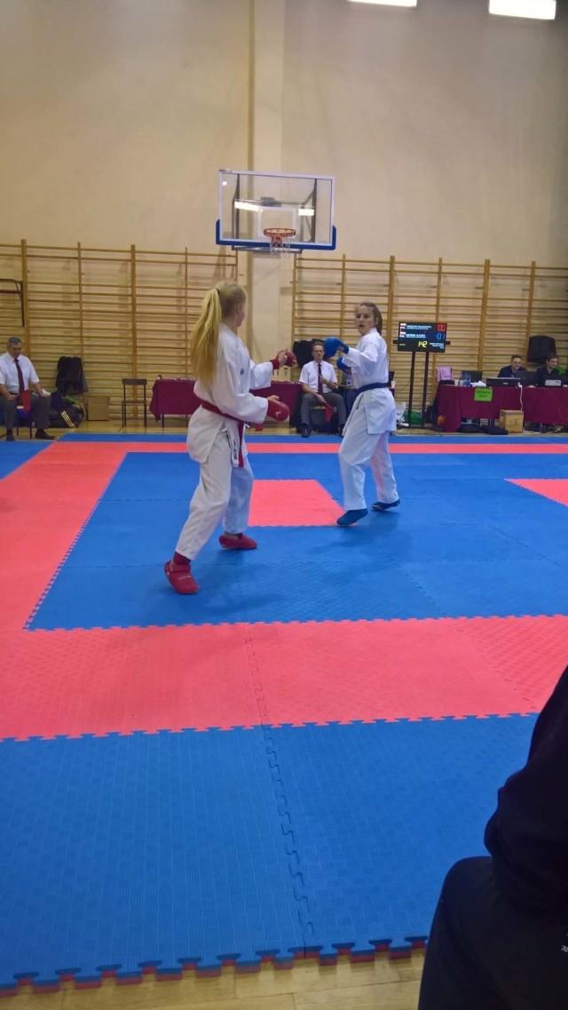 Sakura Rumia na Central Europe Open w Bydgoszczy, czyli 17 krążków karateków z powiatu puckiego
