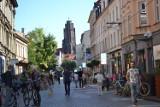 Gliwice: Żywa ulica na Siemińskiego. Woonerf kolorowy i rodzinny
