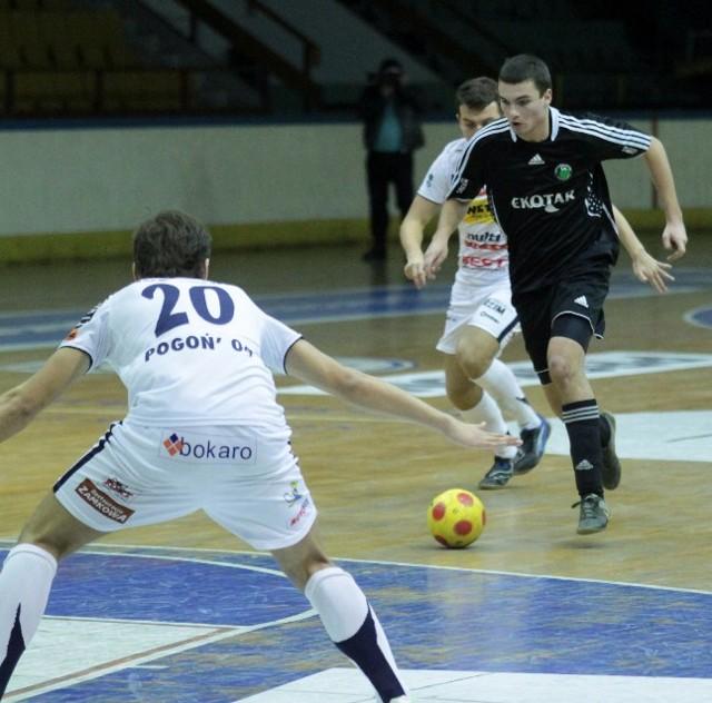 Futsaliści Lumaro Ekotat/Elbud zostali najlepszą drużyną po pierwszej części sezonu TLF