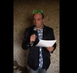 Piotr Pyra ze Słosinka dołączył do akcji #Hot16Challange2 (wideo)