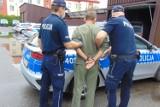 Morderstwo w Oświęcimiu. Areszt 41-latka podejrzanego o zabójstwo konkubiny, 49-letniej mieszkanki Oświęcimia [ZDJĘCIA]