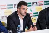 Dyrektor sportowy Motoru Lublin, Michał Żewłakow chce, żeby sąd umorzył sprawę za spowodowanie kolizji po pijanemu