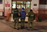 Funkcjonariusze z NOSG zatrzymali nielegalnego imigranta z Ukrainy. Zobacz zdjęcia