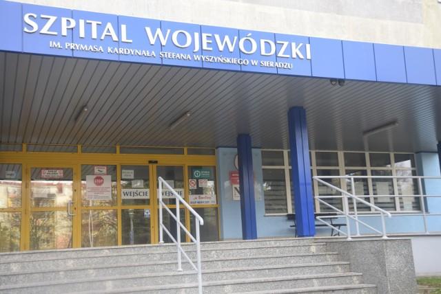 Sieradzki szpital pracuje w piątek systemem dyżurowym