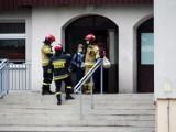 Nowy Sącz. Alarm bombowy w Szkole Podstawowej nr 8. Ktoś przysłał maila z informacją o ładunkach wybuchowych [ZDJĘCIA]