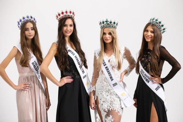 Królowe piękności pochodzą z Małopolski zachodniej.