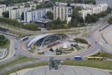 Uwaga kierowcy! Rondo w Katowicach od dziś z nową organizacją ruchu. Co się zmieni?
