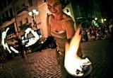 Fireshow zwieńczył toruński Rynek Śmiechu