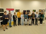 Kobylin: Wernisaż prac wykonanych podczas warsztatów fotograficznych pod okiem Arkadiusza Drygasa zachwycił kobylińską publiczność