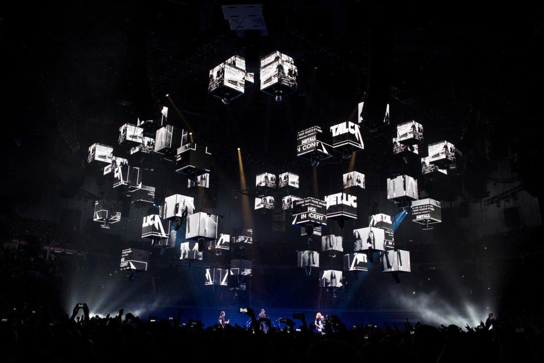 Metallica Warszawa 2019 Na Stadionie Narodowym Worldwired Tour