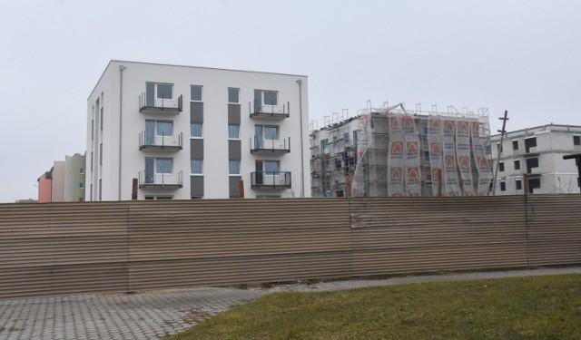 Prace związane z budową pierwszego obiektu mieszkalnego są na finiszu