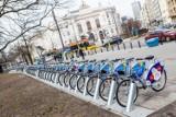 Veturilo. Miejskie rowery wrócą na ulice w marcu. Miasto zapłaci za obsługę systemu ponad 14 mln zł