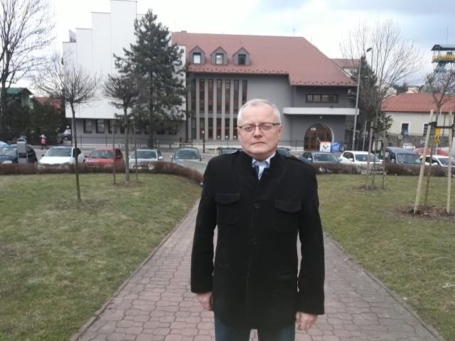 Krzysztof Krawczyk, dyrektor Zespołu Państwowych Szkół Muzycznych w Bochni, od lat zabiega o nowy gmach dla tej placówki.