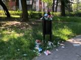 """Łódź: co robi pełnomocnik ds. czystości w mieście? """"Jest bacznym obserwatorem"""""""